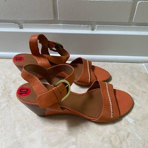 Franco Sarto Wedge Sandals